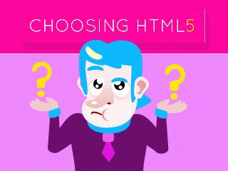 HTML5 - infographic